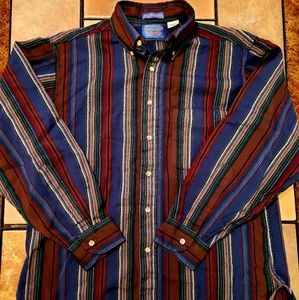 Mens size large Pendleton shirt